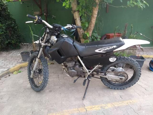 Xr 200 Honda doc ok
