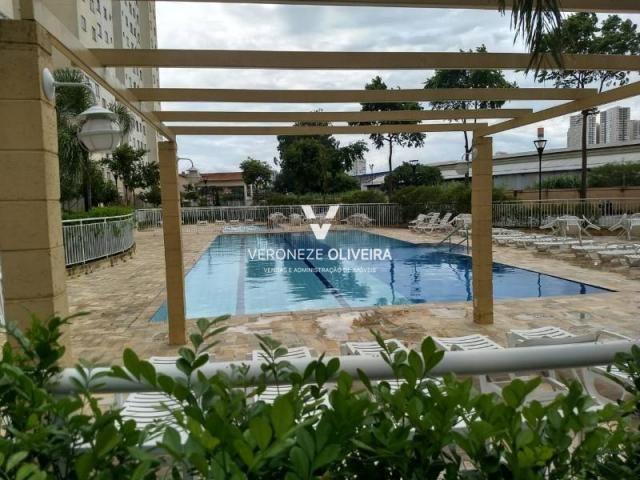 Apartamento para alugar com 2 dormitórios em Ponte grande, Guarulhos cod:189 - Foto 17