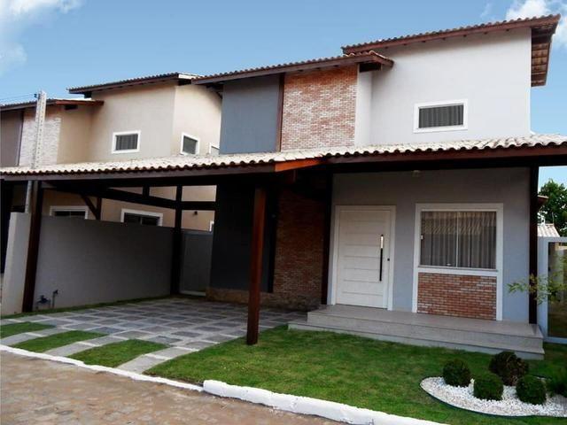 Casa em condomínio fechado no Jockey, linear ou duplex com 3 quartos - Foto 2