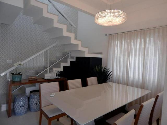 Casa em condomínio fechado no Jockey, linear ou duplex com 3 quartos