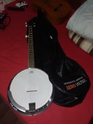 Banjo Americano 5 cordas