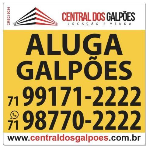 Galpão há 5 km do Porto de aratu - Foto 2