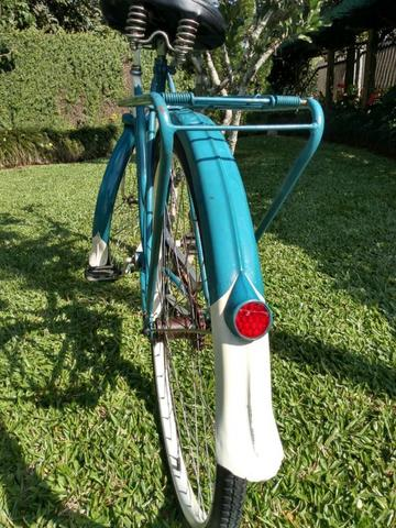 Bicicleta antiga Husqvarna