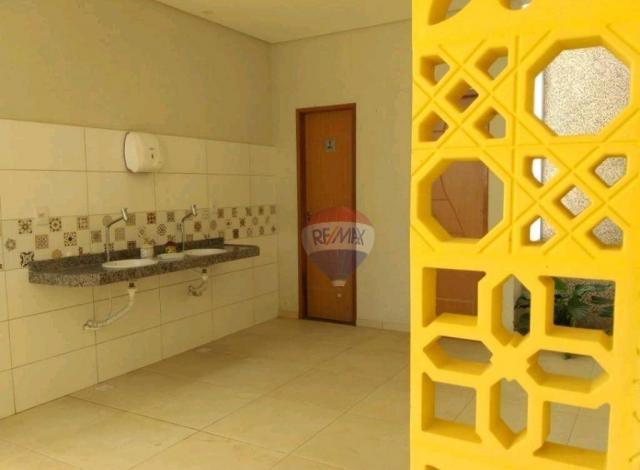 Apartamento com 3 dormitórios para alugar, 75 m² por r$ 900/mês - lagoa seca - juazeiro do - Foto 8