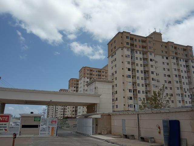 Apartamento no Araçagi com 2 Quartos - Vista Mar