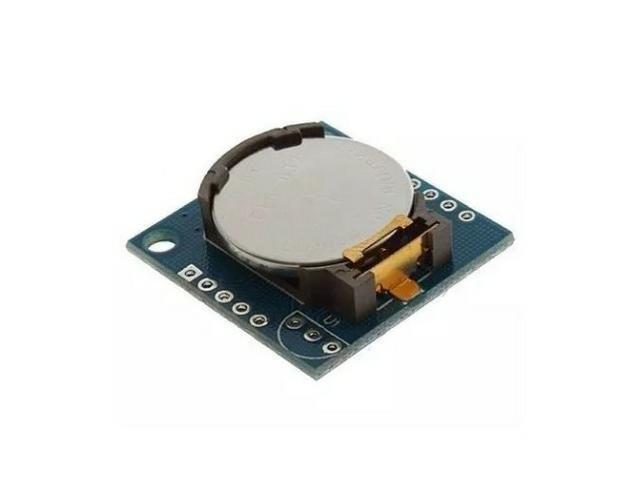COD-AM 101 Módulo Rtc Clock Tempo Real Ds1307 I2c Data Hora Arduino Automação Robotica - Foto 3