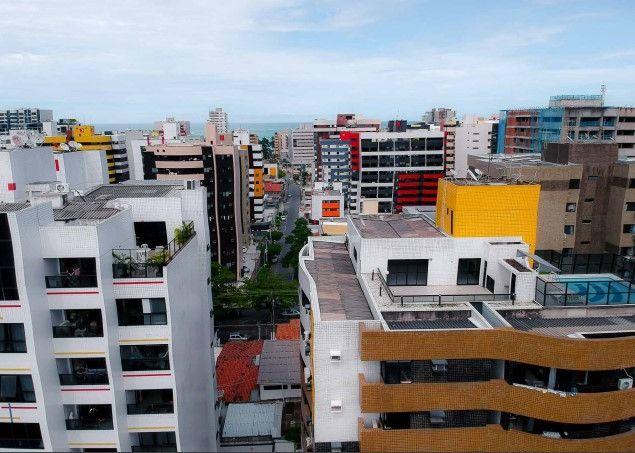 Lançamento 5% de Sinal e 120 meses sem intercaladas na Ponta Verde - Foto 3