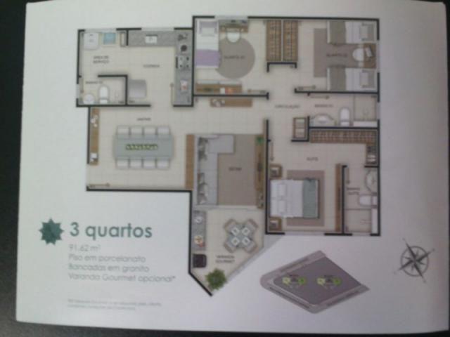 Apartamento à venda com 2 dormitórios em Engenho nogueira, Belo horizonte cod:39445 - Foto 5