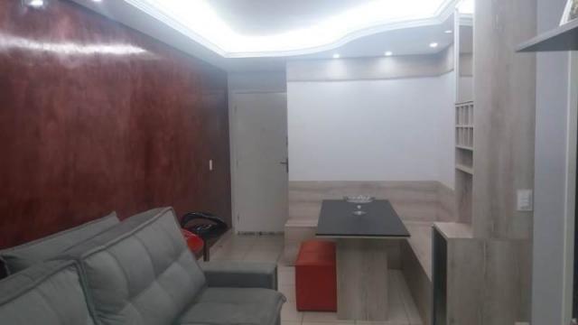 Apartamento à venda com 3 dormitórios em Paquetá, Belo horizonte cod:44822