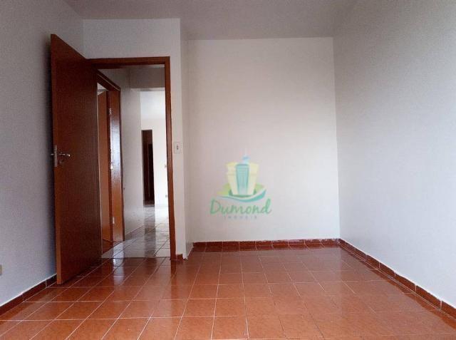 Apartamento com 2 dormitórios para alugar, 96 m² por R$ 1.500/mês no Centro em Foz do Igua - Foto 13