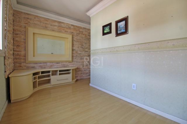 Apartamento à venda com 3 dormitórios em Jardim lindóia, Porto alegre cod:BT10505 - Foto 18