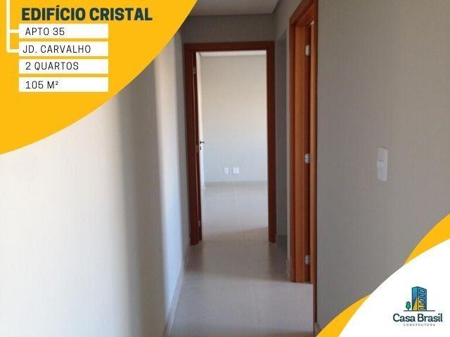 Apartamento com 2 quartos e 2 vagas para alugar em Ponta Grossa - Jardim Carvalho - Foto 12