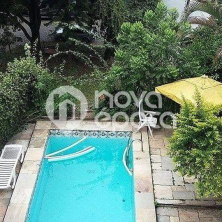 Casa à venda com 3 dormitórios em Cosme velho, Rio de janeiro cod:BO3CS37990 - Foto 2