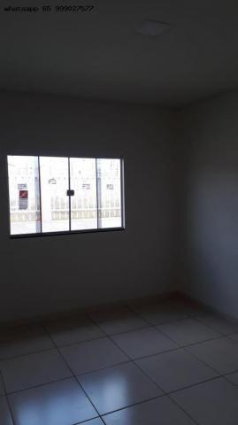 Casa para Venda em Várzea Grande, Paiaguas, 2 dormitórios, 1 banheiro, 2 vagas - Foto 5