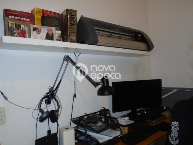 Apartamento à venda com 2 dormitórios em Cosme velho, Rio de janeiro cod:FL2AP35758 - Foto 8