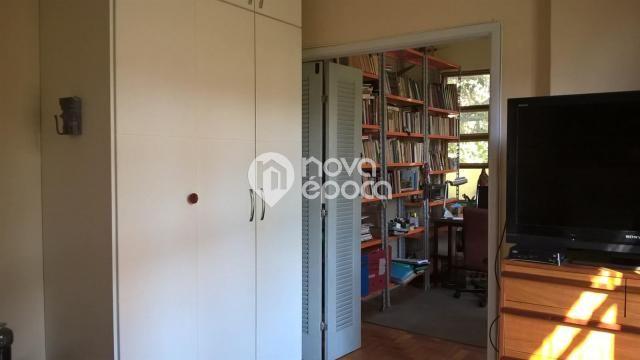 Apartamento à venda com 3 dormitórios em Cosme velho, Rio de janeiro cod:FL3AP36506 - Foto 18