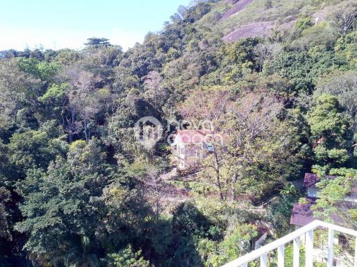 Apartamento à venda com 3 dormitórios em Cosme velho, Rio de janeiro cod:LB3CB26548 - Foto 9