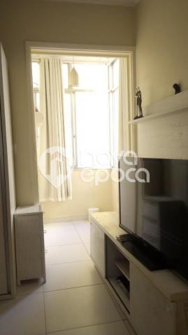 Apartamento à venda com 1 dormitórios em Copacabana, Rio de janeiro cod:CO1AP42975