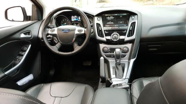 Ford Focus Sedan Titanium Plus 2.0 Completíssimo - Foto 15