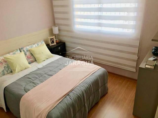 Apartamento à venda, 2 quartos, 1 vaga, barra do rio cerro - jaraguá do sul/sc - Foto 6