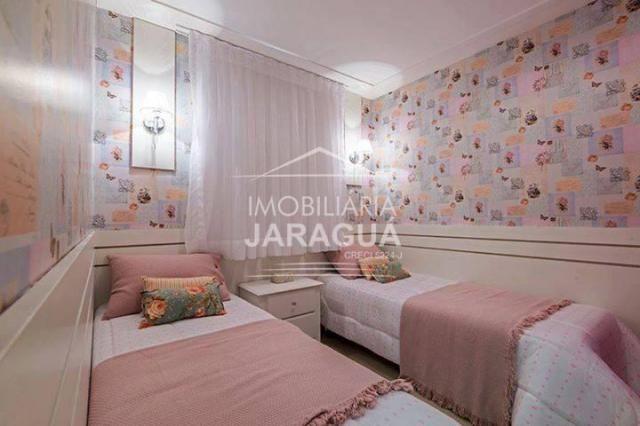 Apartamento à venda, 2 quartos, 1 vaga, barra do rio cerro - jaraguá do sul/sc - Foto 5