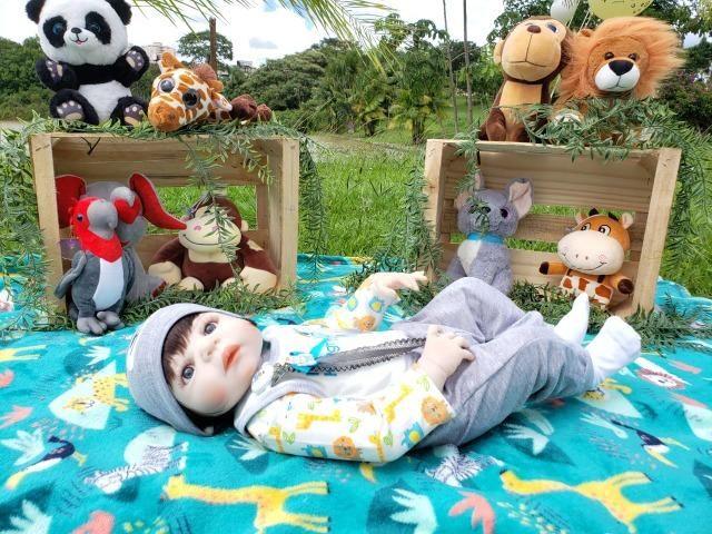 Bebê Reborn - Pronta Entrega! - Foto 3