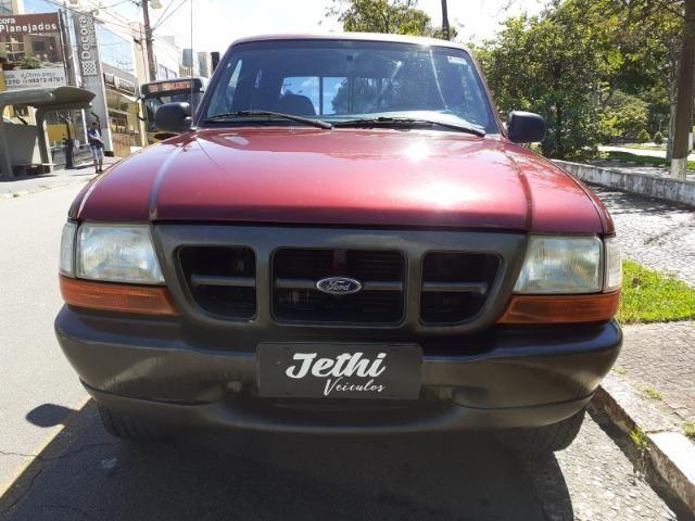 Ranger XL Cab. Dupla 2.5 Gasolina Ano 2001 Completa !!