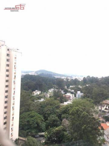 Apartamento com 3 dormitórios para alugar, 80 m² por R$ 2.200/mês - Barro Branco (Zona Nor - Foto 20
