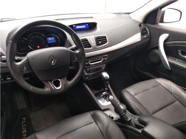 Renault Fluence 2.0 dynamique 16v flex 4p automático - Foto 8