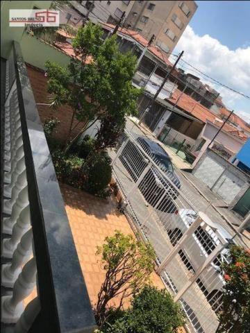 Casa Comercial com 4 dormitórios para alugar, 300 m² por R$ 5.000/mês - Limão - São Paulo/ - Foto 6