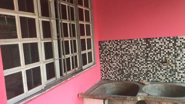 Casa fundos mobiliada * Whats - Foto 2