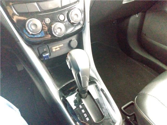 Chevrolet Tracker 1.4 16v turbo flex ltz automático - Foto 14