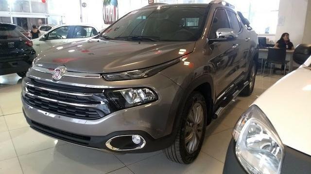 Fiat Toro Ranch 2.0 Diesel 4x4 2020/2020 - Foto 7
