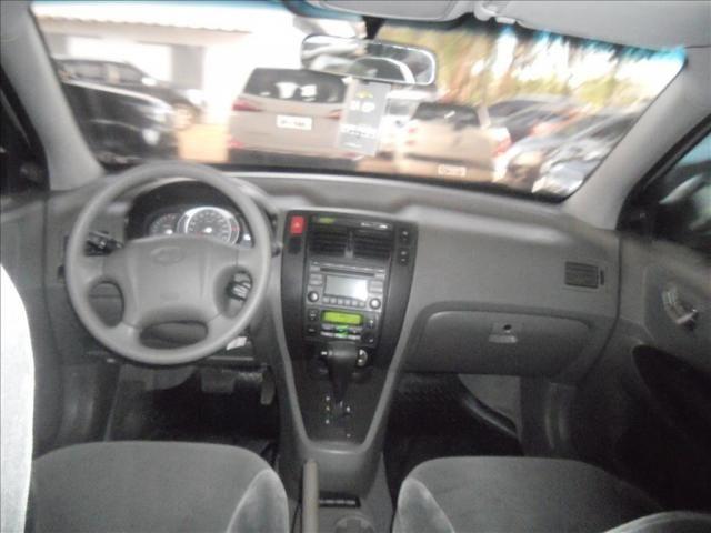 HYUNDAI TUCSON 2.0 MPFI GLS 16V 143CV 2WD GASOLINA 4P AUTOMÁTICO - Foto 6