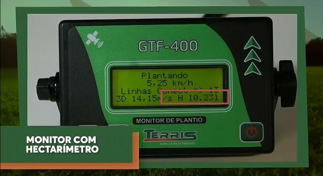 Monitor de Plantio Terris Tecnologia - Foto 4
