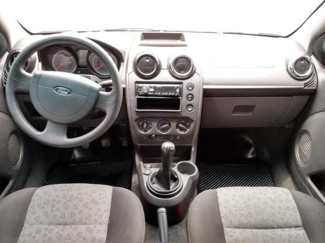 Fiesta sedan 2012 1.6 completo com gnv - Foto 4