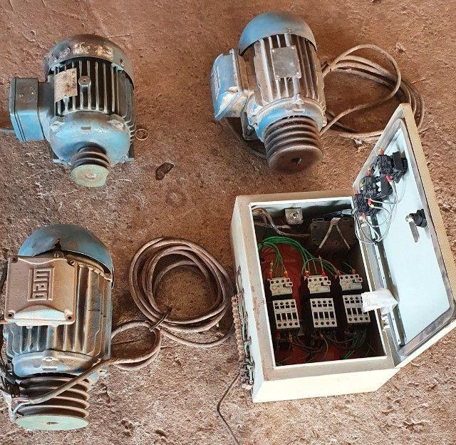 Máquina Fabricação De Blocos E Canaleta De Concreto Completa - Foto 6