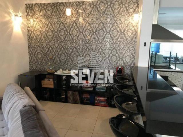 Apartamento à venda com 3 dormitórios em Vila mesquita, Bauru cod:5475 - Foto 3