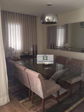 Apartamento Residencial à venda, Pinheiros, São José do Rio Preto - AP0507. - Foto 2