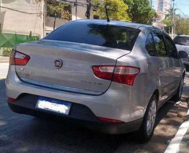 Fiat grand siena 2015 passo financiamento