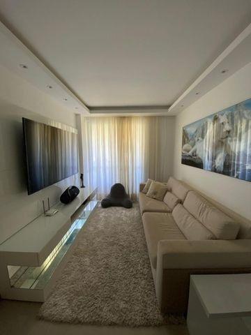 Apartamento 2 quartos sendo 1 suite opção mobiliado - Portal de Itaipu - Foto 8