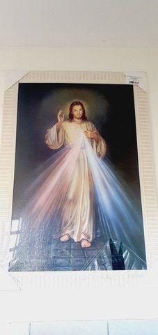 Peça única Jesus quadro