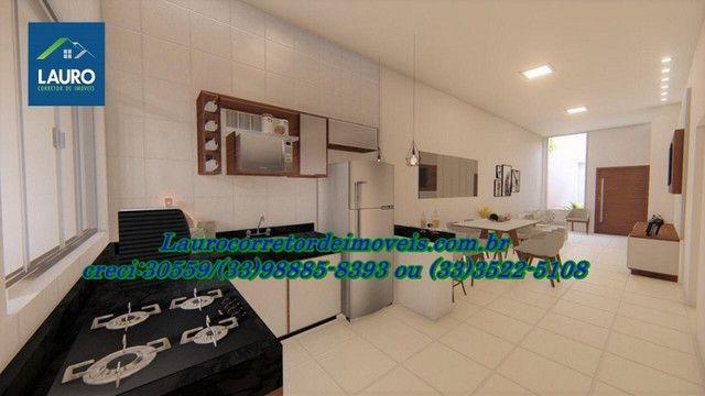 Casa com 03 qtos sendo 01 suíte no Castro Pires - Foto 8