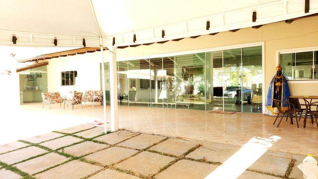 Casa uma suíte mobiliada lote 920m2 rua 10Vicente Pires condomínio lado via estrutural - Foto 13