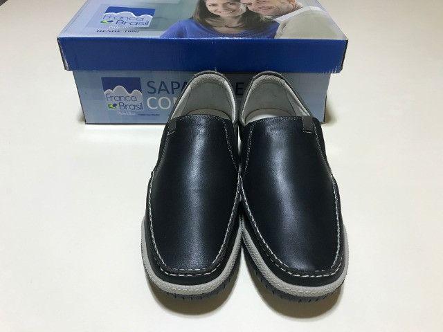 Sapato Casual Extremo Conforto - Foto 2