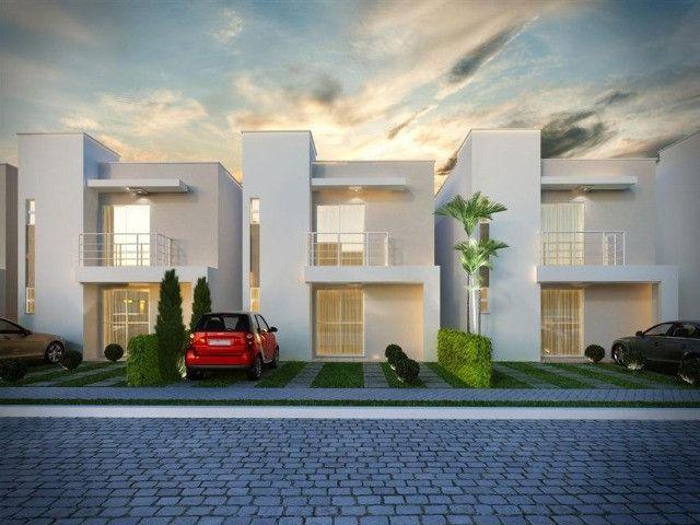 Lumini pronto para morar, Casa Duplex 3/4 com 1 suites, Papagaio - Foto 3