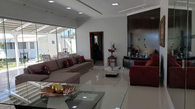 Casa uma suíte mobiliada lote 920m2 rua 10Vicente Pires condomínio lado via estrutural - Foto 17