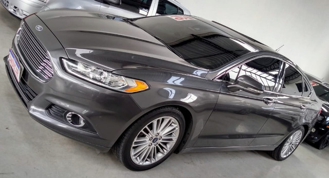Ford Fusion Titaniun AWD 2.0 gasolina 2016 - Foto 3