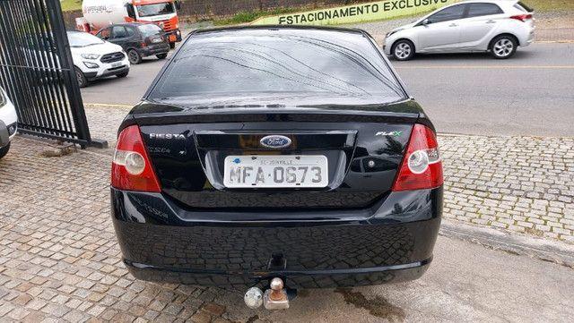 Fiesta 1.0 8v Sedan 2008 Completo - Foto 5