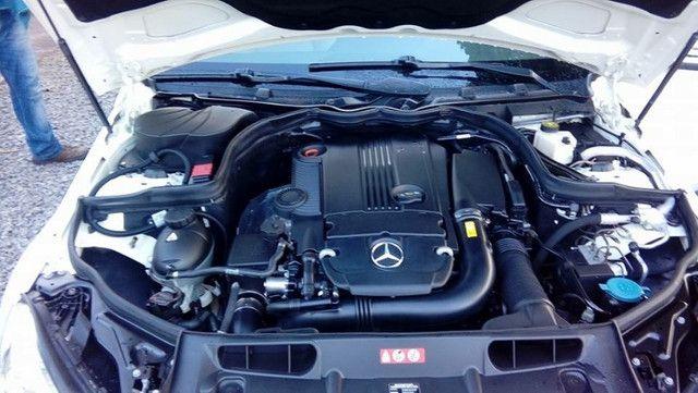 Mercedes-Benz C180 1.8 turbo 2012- Raridade! - Foto 5